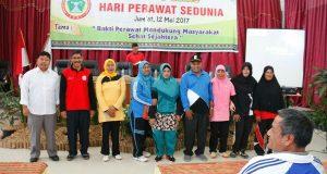Nurse Day di Bener Meriah, Rusli M Saleh : Berikan Pelayanan Terbaik ke Masyarakat