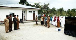 Manasik Haji Tingkat Kecamatan di Aceh Tengah Dimulai