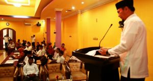 Efektifitas Cabang Dinas Dibahas dalam Rakorpanda se-Aceh di Takengon