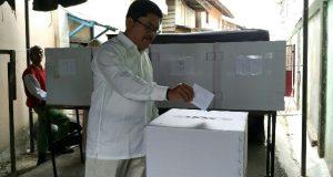 [Foto] Suasana Pemilihan Pengulu Kampung Kota Blangkejeren