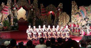 Tari Saman dan Perang Sabil Tampil Elegan di Pesta Kesenian Bali dan Buleleng Expo 2017