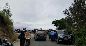Lagi, Kecelakaan Sepmor Matic Terjadi di Jalan Pantan Terong