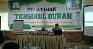 IKAT Aceh Adakan Muzakarah Tim Tahsin Al-Quran Metode Awsath