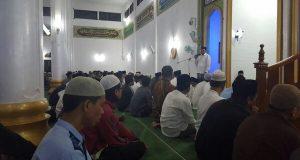 Jadi Penceramah di Masjid Ruhama, ini yang Disampaikan Pak Nas