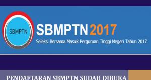 SBMPTN 2017 Sudah Diumumkan, Cek Kelulusanmu di Sini!
