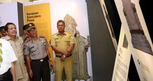 Batu Nisan Aceh Dipamerkan di Museum Aceh