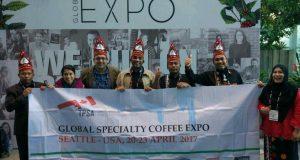 TPSA Canada Indonesia Promosikan Kopi Arabika Gayo di Seattle USA