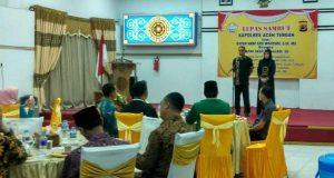 Kapolres Aceh Tengah Urang Gayo 'Pane Beberakah'