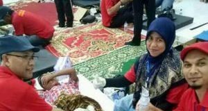 Persatuan Perawat Kota Langsa Gelar Sunat Massal Anak Yatim dan Kurang Mampu