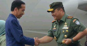 Kembali dari Arab Jokowi Mendarat lagi di Aceh