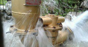 Pompa Hydram Dorong Air Hingga Ketinggian 160 Meter di Aceh Tengah