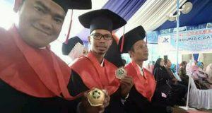 Universitas Samudra Langsa Mewisuda 547 Mahasiswa