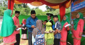 Sambut Ramadhan Tabungan Siswa Dibagi Untuk Anak Yatim