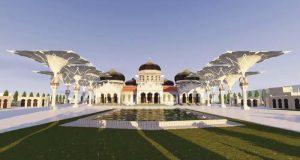 Terkait Kritikan Toilet Mesjid Raya Baiturrahman, ini Penjelasan Karo Humas Setdaprov Aceh