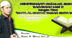 Malam ini, Pemkab dan IKADI Gelar Tabligh Akbar di Masjid Ruhama Takengon