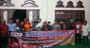 Insan Otomotif Aceh Tengah Berbagi dalam Kebersamaan