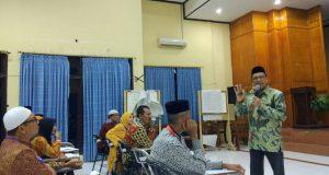 Kakanwil Aceh Minta Petugas Haji Layani Jamaah dengan Sepenuh Hati