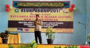 Alumni MAN 2 Takengon Gelar Reuni Akbar