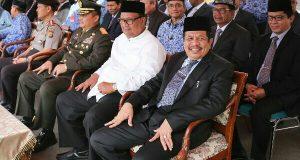 Pemerintah Aceh Gelar Upacara Hari Kelahiran Pancasila