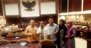Aceh Malaka Wakili Sumatera di Pengukuhan Forkonas PP CDOB