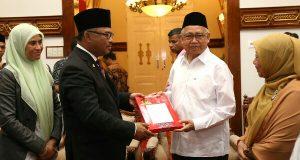 Ketua Menteri Malaka Berkunjung ke Aceh