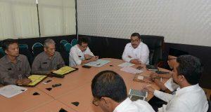 Tim Kemenkopolhukam Gelar Pertemuan dengan Pemerintah Aceh
