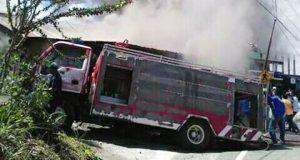 Tak Benar, Info Damkar Bener Meriah Tidak Hadir ke Lokasi Kebakaran Pondok Baru