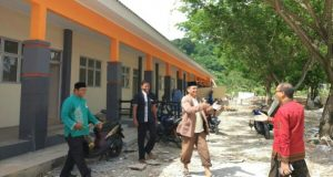 Kakanwil Kemenag Aceh Tinjau Pembangunan MIN Paru dan MTsN 5 Pijay