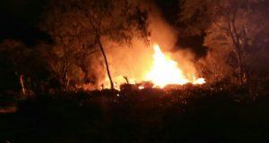 Usai Shalat Tarawih, 1 Rumah Terbakar di Bies Mulie