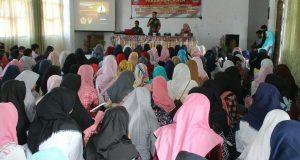 Jajaran Kodim 0106/AT-BM Sosialisasi Pekan Pancasila di SMAN 1 Takengon