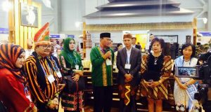 Pak Nas Jelaskan Keunggulan Kopi Gayo di Forum World of Coffee Expo Budapest