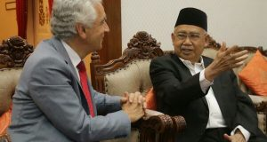 Gubernur Aceh Terima Kunjungan Dubes Turkey