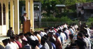 Camat Linge : Totalitas Menjadi Muslim