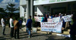 KMAB Prihatin Kondisi ISBI Aceh