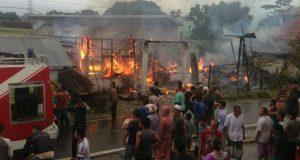 Belum 24 Jam, Sabtu Pagi Kebakaran Lagi di Aceh Tenggara