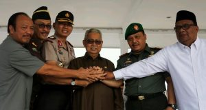 Gubernur/Wagub Aceh Dilantik 5 Juli, Doto Zaini Pamit
