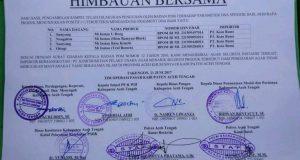 Sejumlah Mi Instan Mengandung Babi, Umat Islam Aceh Tengah Diimbau Hati-Hati