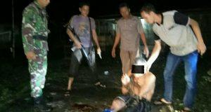 Sadis! Anak Bunuh Ibu di Agara