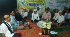 Muhammadiyah Agara Santuni Puluhan Muallaf di Leuser