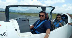 Irwandi Yusuf : Aceh Butuh Pesawat Untuk Kawal Potensi Laut