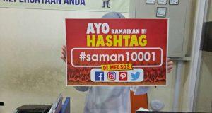 DSI Kembali Turun ke Jalan Promosikan Tari Saman di Jakarta