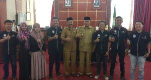 Fopmat Paparkan Program Kerja Kepada Bupati Aceh Tengah