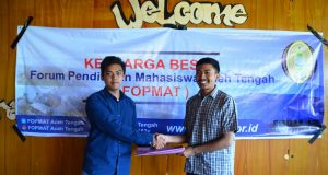 Ichlasul Amal Pimpin Fopmat Banda Aceh