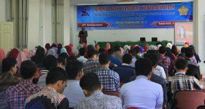 250 Mahasiswa Unsyiah Dilatih Berwirausaha