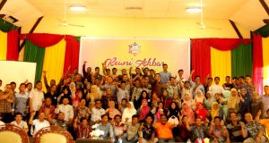 SMK N 1 Mesjid Raya Gandeng Alumni Memajukan Sekolah