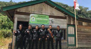 Wujud Komitmen, Masyarakat Pining Bentuk Pengawas Hutan