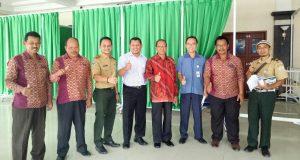 Kakanwil dan Tim Inspektorat Kemenkes RI Tinjau Kesiapan Asrama Haji Embarkasi Aceh