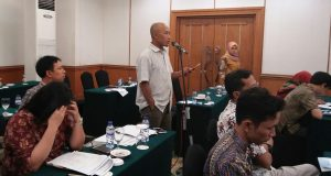 Khalisuddin Minta Pemerintah Pusat Bantu Tari Saman 10001 Penari