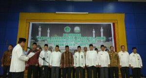 Gubernur Lantik Panitia Penyelenggara Ibadah Haji Embarkasi Aceh 2017