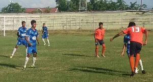 Laga Friendly PSSB Kontra Aceh United Berakhir Imbang